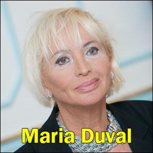 Maria Duval by Decce via Wikipedia https://en.wikipedia.org/wiki/Maria_Duval#/media/File:Psychic-Maria-Duval.jpg [Public Domain]