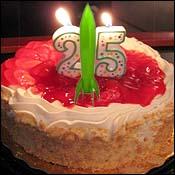 Happy 25!