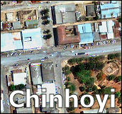 Chinhoyi Satellite View