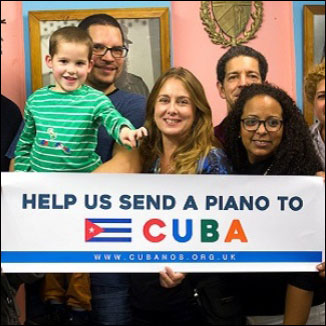 Send a Piano to Cuba by Cubanos en UK via Cubanos en UK Facebook Page per http://www.telesurtv.net/english/news/UK-Effort-to-Donate-Piano-to-Cuba-Runs-Afoul-of-US-Blockade-20160822-0008.html [Fair Use]