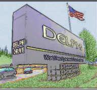 Delphi HQ