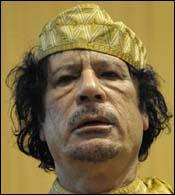Col. Gaddafi