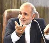 Hamid Borhani, subdirector del Banco Central de Irán