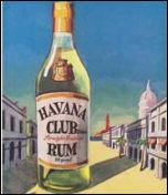 Havana Club Rum Poster