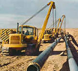 Natural Gas Pipeline in Iran