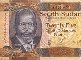 South Sudan Currency