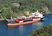 Stena Bulk Oil Tanker