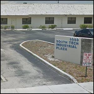 Universal Industries HQ via Google Maps https://goo.gl/maps/TNQDh [Fair Use]