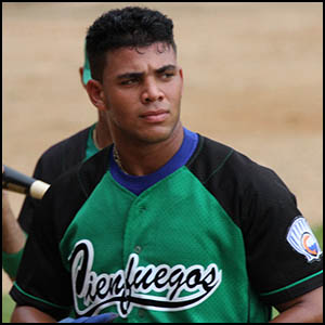 Yoan Moncada via MLB http://js.mlblogs.com/2014/06/30/cuban-inf-prospect-yoan-moncada-has-left-the-island/ [Fair Use]