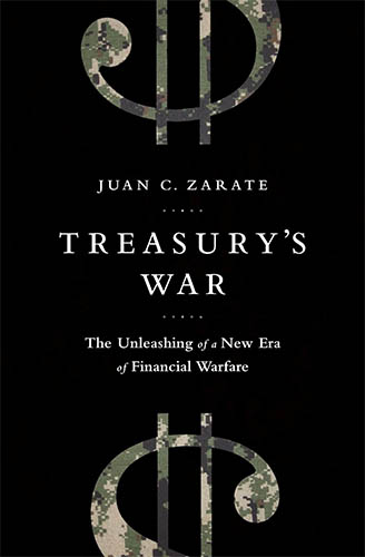 Treasury's War Cover [Fair Use]